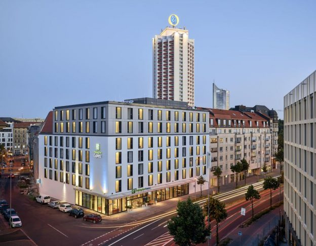 HIEX Hotel am Hauptbahnhof